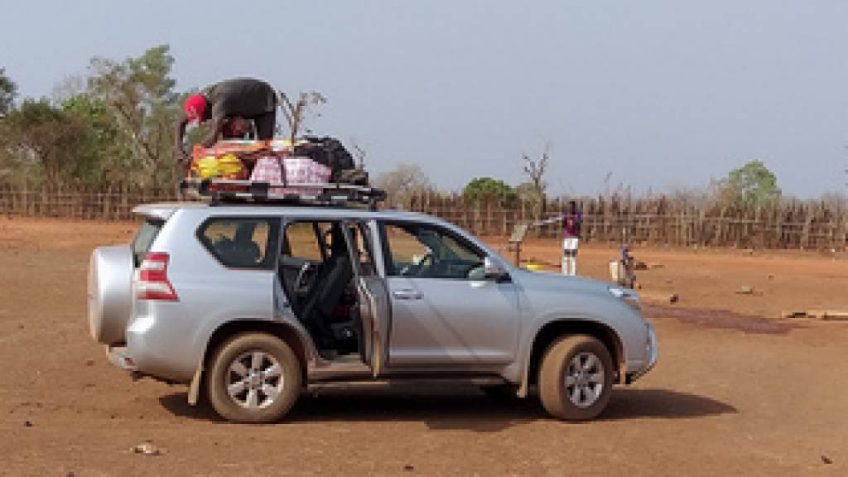 Car rental Dakar